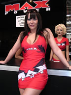 MAX POWER DRESS Click image to enlarge
